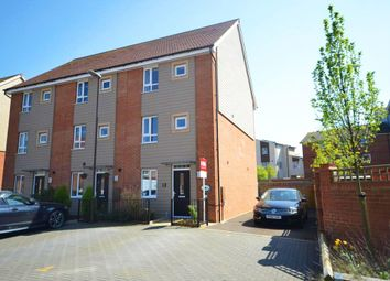 Thumbnail 3 bed end terrace house for sale in Mildmay Link, Stratford Park, Milton Keynes, Buckinghamshire