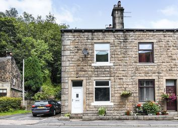 3 bed end terrace house for sale in Burnley Road, Todmorden OL14