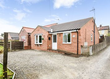 Thumbnail 2 bed bungalow for sale in Ruffa Lane, Pickering, North Yorkshire