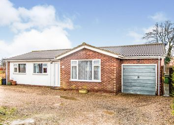 Thumbnail 3 bed detached bungalow for sale in Westhall Road, Welton, Lincoln