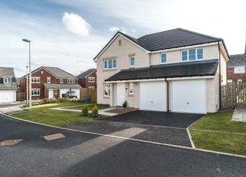 Thumbnail 5 bed detached house for sale in Eilston Terrace, Kirkliston, Edinburgh
