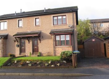 Thumbnail 3 bedroom semi-detached house for sale in Jedbank Drive, Jedburgh