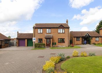 Thumbnail 4 bed detached house for sale in Kirtlington, Downhead Park, Milton Keynes