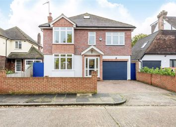 Thumbnail 6 bed detached house for sale in Monmouth Avenue, Kingston Upon Thames