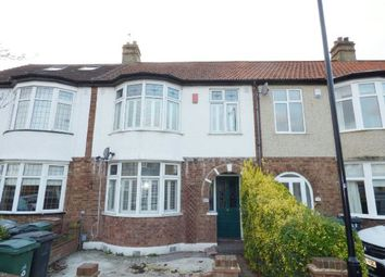 Thumbnail 3 bed terraced house for sale in Abbotts Crescent, London