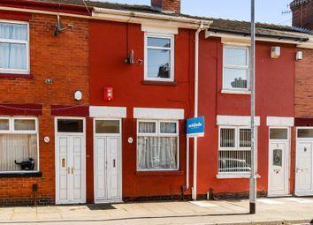Thumbnail 2 bedroom terraced house for sale in Carron Street, Stoke On Trent, Staffordshire