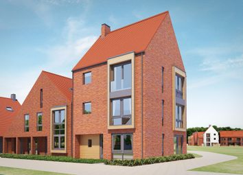 "Thumbnail 4 bedroom detached house for sale in ""Jasmine"" at Meadlands, York"