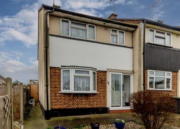 Thumbnail 3 bed end terrace house for sale in Leigh-On-Sea, Essex