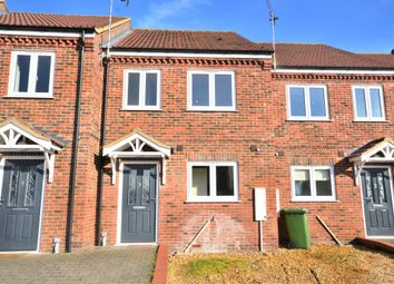 Thumbnail 3 bedroom town house to rent in Millie Court, King's Lynn
