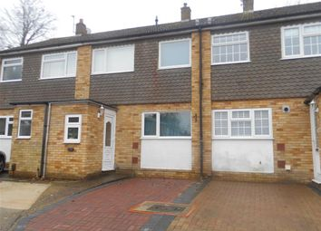 Thumbnail 3 bed terraced house for sale in Chapman Avenue, Maidstone, Kent