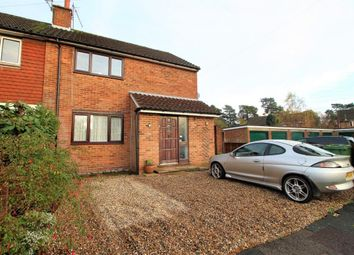 Thumbnail 3 bed end terrace house for sale in Wallington Road, Camberley
