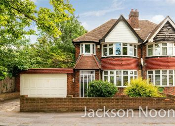 3 bed semi-detached house for sale in Kingston Road, Ewell, Epsom KT19