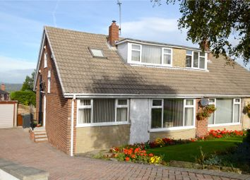 Thumbnail 3 bed semi-detached bungalow for sale in Beecroft Crescent, Leeds, West Yorkshire