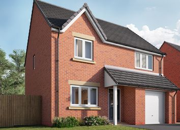 "Thumbnail 4 bed detached house for sale in ""The Goodridge"" at Southfield Lane, Tockwith, York"