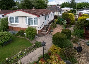 Thumbnail 2 bed mobile/park home for sale in Sunny Haven, Llandrindod Wells