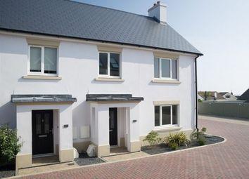 Thumbnail 3 bed semi-detached house to rent in 33 Knock Rushen, Scarlett, Castletown