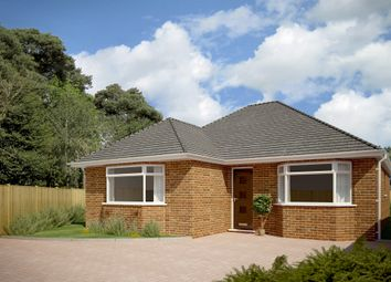 Thumbnail 2 bed detached bungalow for sale in Verdon Avenue, Hamble, Southampton