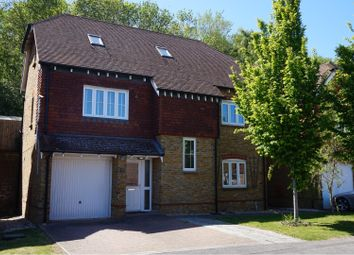 Thumbnail 4 bed detached house for sale in Green Fields Lane, Ashford