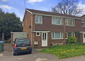 Thumbnail 3 bed semi-detached house for sale in Mill Lane, Ashington, West Sussex