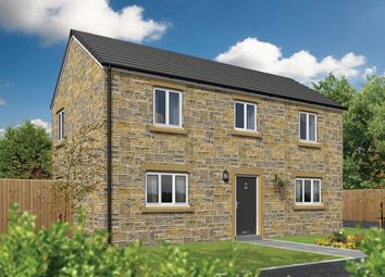 Thumbnail 3 bed detached house for sale in Belgrade Avenue, Chinley, High Peak