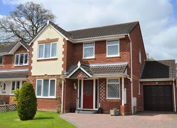 Thumbnail 4 bed detached house for sale in Blenheim Drive, Willand, Cullompton