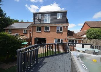 Thumbnail 5 bedroom detached house for sale in The Panney, Honeylands, Exeter