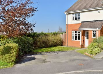 Thumbnail 3 bed semi-detached house for sale in Cwrt Draw Llyn, Caerphilly