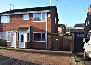 Thumbnail 2 bed semi-detached house for sale in Burnaby Close, Nuneaton