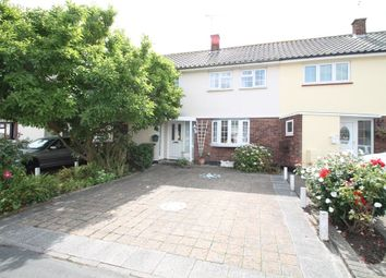 Thumbnail 3 bed terraced house for sale in Somerset Gardens, Pitsea, Basildon, Essex