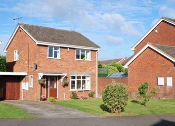 Thumbnail 3 bed detached house for sale in Jonathan Road, Trentham, Stoke-On-Trent