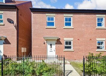 Thumbnail 3 bed end terrace house for sale in Maybury Road, Hull, East Yorkshire