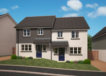 Thumbnail 3 bed semi-detached house for sale in Lariat At Chandler Park, Penryn