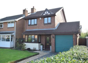 Thumbnail 3 bedroom detached house for sale in Parklands Crescent, Horbury, Wakefield