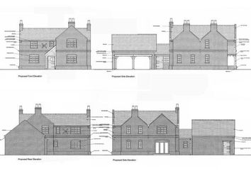 Thumbnail Land for sale in The Yews, Town Street, Treswell, Retford, Nottinghamshire