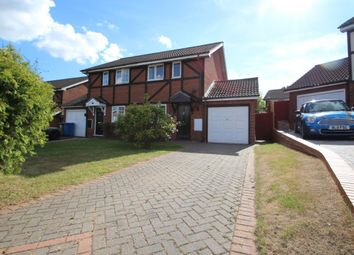Thumbnail 2 bed semi-detached house for sale in Farley Copse, Binfield