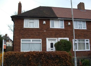 Thumbnail 2 bed semi-detached house to rent in Foundry Mill Drive, Seacroft, Leeds