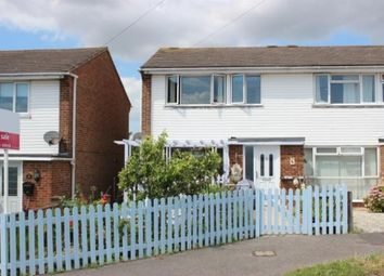 Thumbnail 3 bed end terrace house for sale in Kings Avenue, Newhaven, East Sussex