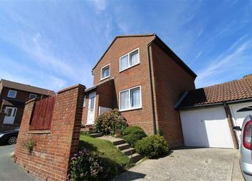 Thumbnail 3 bed detached house for sale in Winterbourne Close, Hastings, East Sussex