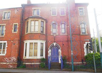 Thumbnail 1 bedroom flat to rent in Waverley Street, Nottingham