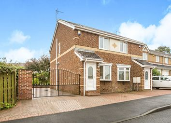 Thumbnail 2 bed semi-detached house to rent in Hambleton Drive, Seaham