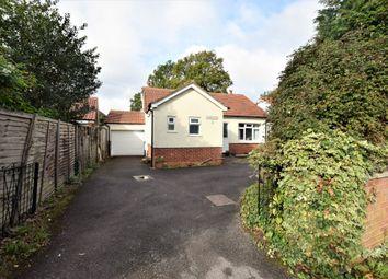 Thumbnail 2 bedroom detached bungalow for sale in Church Lane, Farnborough