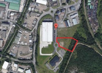 Thumbnail Commercial property for sale in Industrial Development Land At, Colliery House, Colliery Close, Staveley, Chesterfield