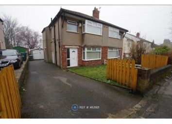 Thumbnail 3 bed semi-detached house to rent in Sherwell Rise, Allerton, Bradford