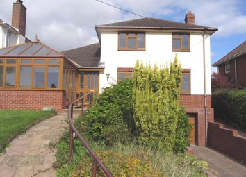 Thumbnail 4 bedroom detached house to rent in Appleshaw Windsor Mead, Sidford, Sidmouth
