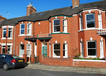 Thumbnail 3 bedroom terraced house to rent in Knavesmire Crescent, York