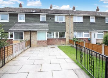Thumbnail 3 bed terraced house for sale in Marlowe Court, Garforth, Leeds