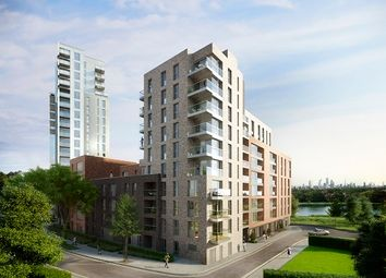 Thumbnail 2 bedroom flat for sale in Woodberry Grove, Finsbury Park