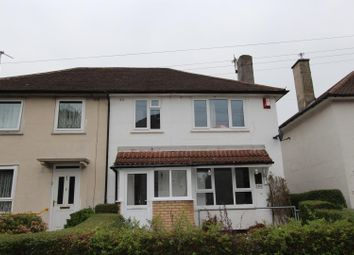 Thumbnail 3 bed semi-detached house to rent in Aikman Avenue, Leicester