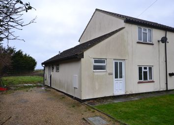 Thumbnail 2 bed semi-detached house to rent in The Shade, Soham, Ely
