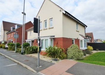 Thumbnail 4 bedroom end terrace house for sale in Garner Drive, St. Ives, Huntingdon